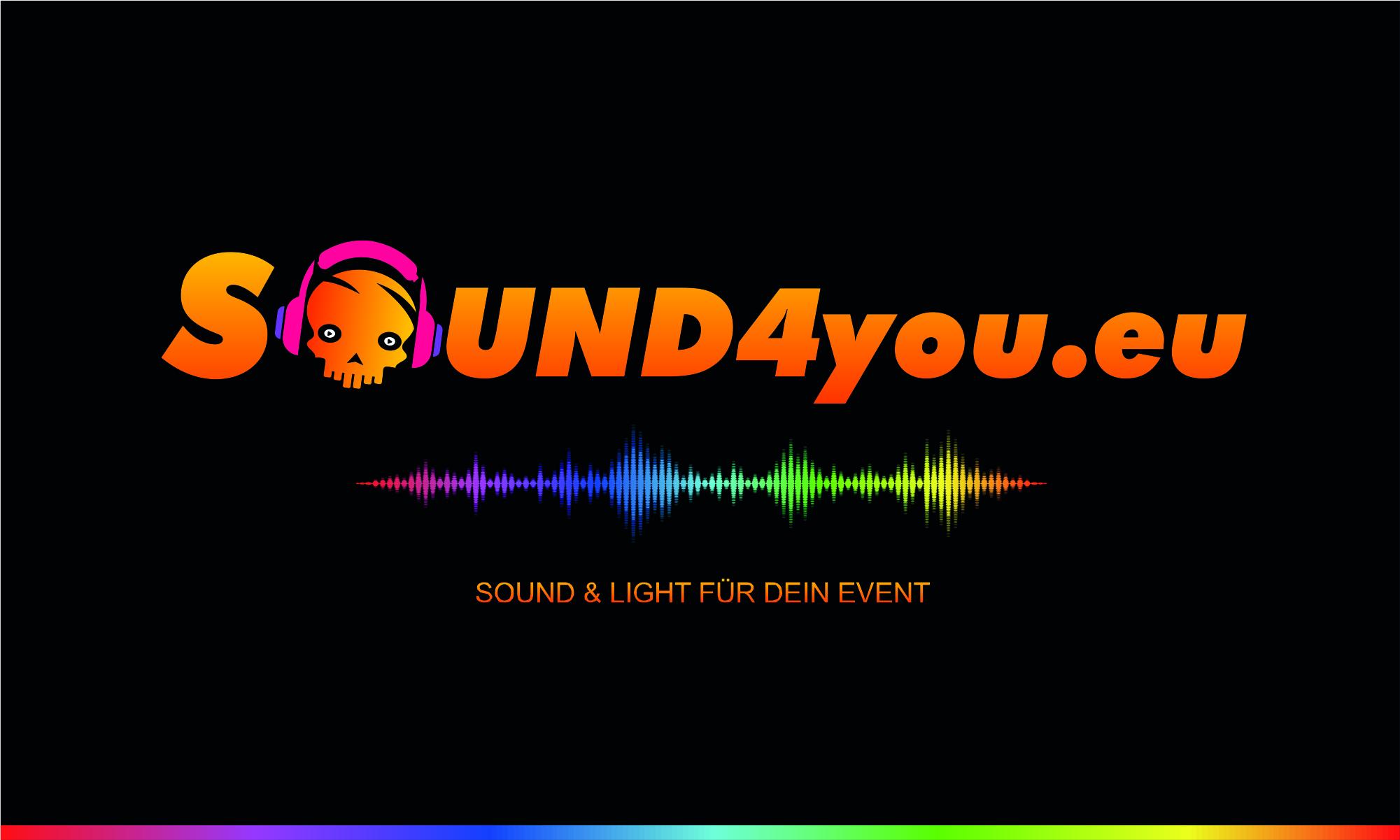 Unser neuer Projektname lautet sound4you