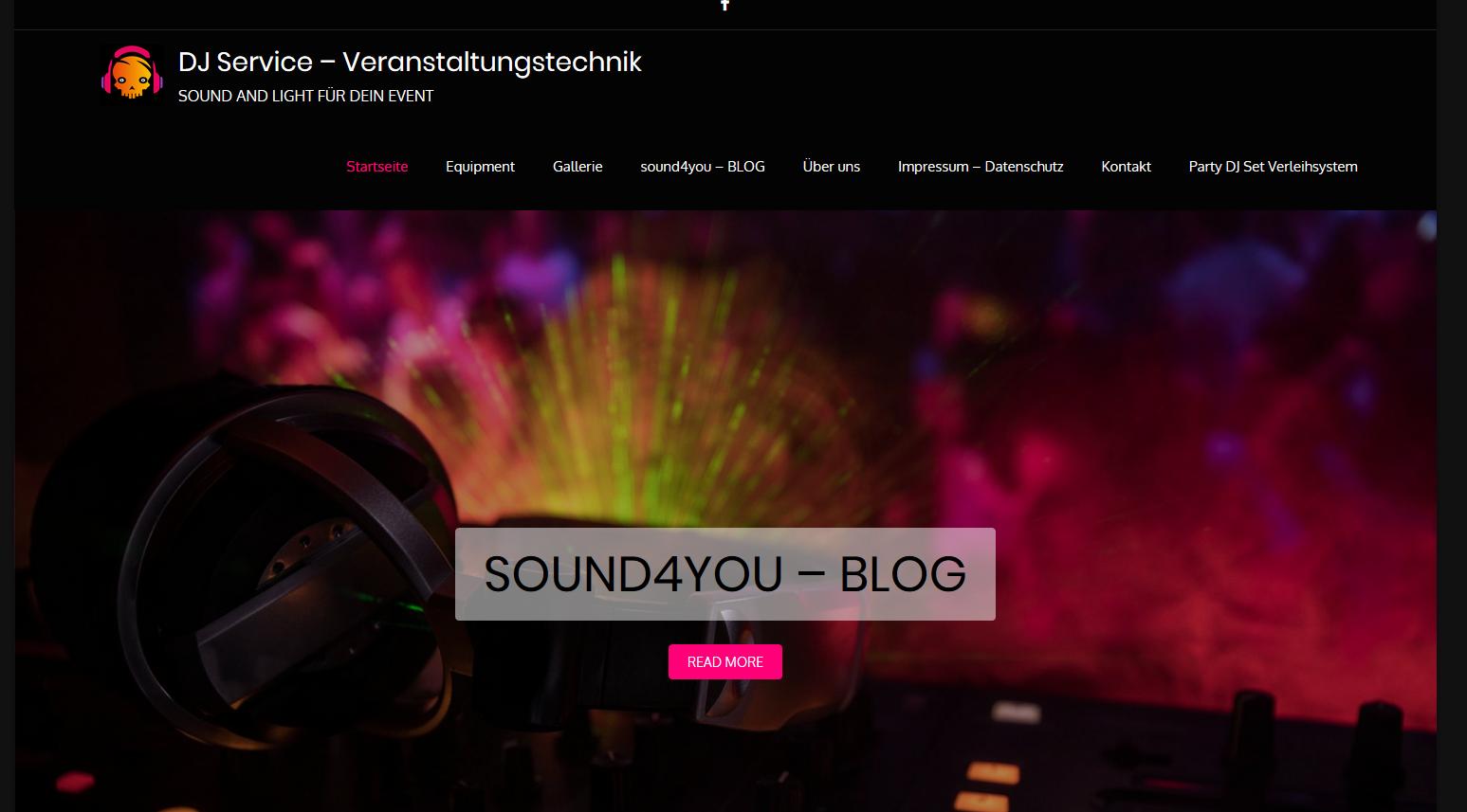 Website Relaunch  jetzt mit vollständig responsivem Design